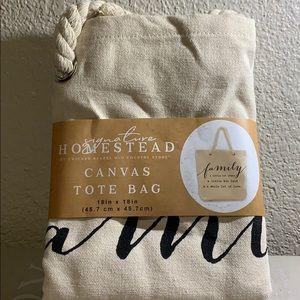 Handbags - Canvas Tote Bag